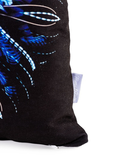 Firuze Home&Bath 2'li Kırlent Wings Renkli